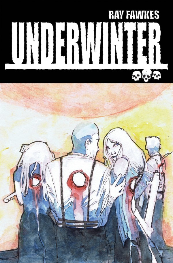 Underwinter #6 Review
