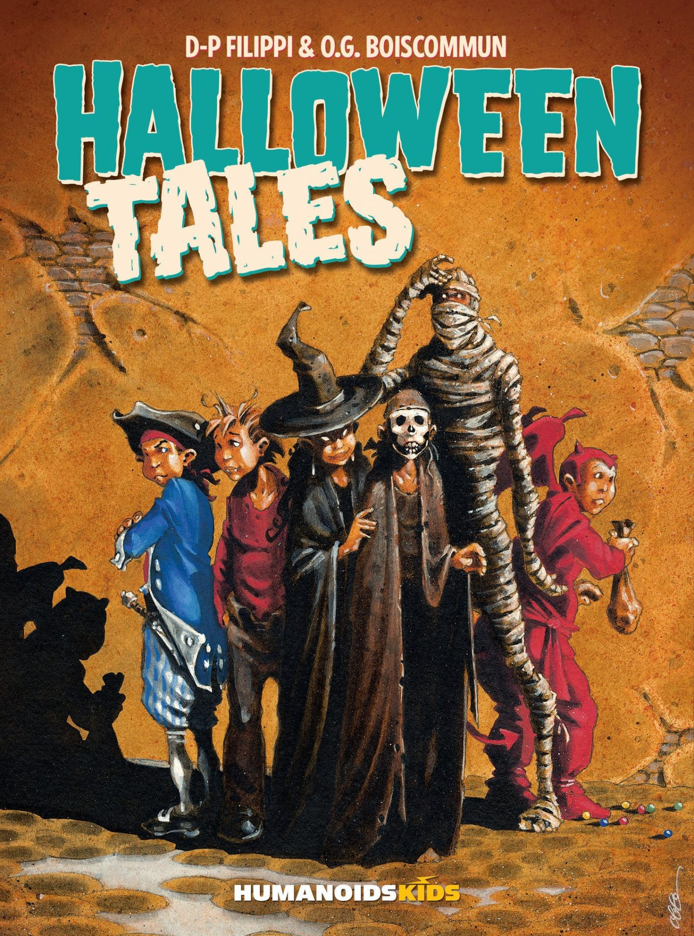 'Halloween Tales' review: Three stories that flow together well, as well as stand on their own