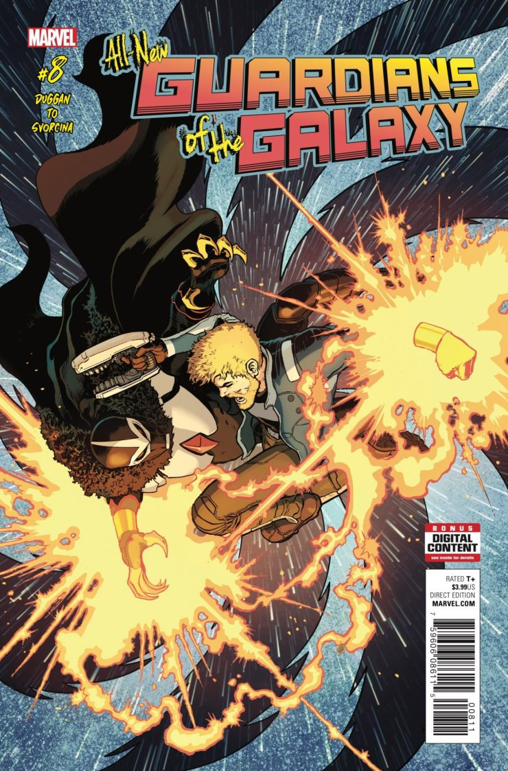 Marvel Preview: All-New Guardians of the Galaxy #8