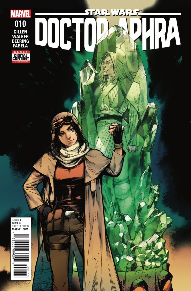 Aphra's back with a brand-new plan that's guaranteed to pay!