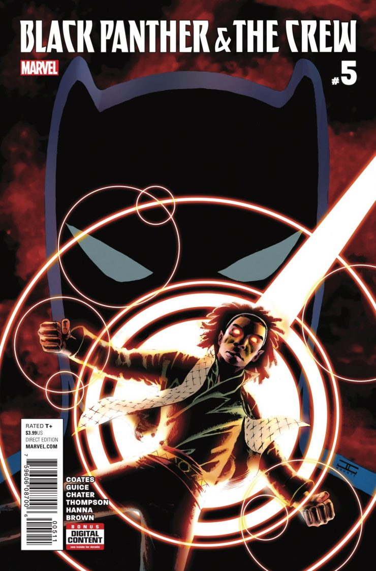 Marvel Preview: Black Panther & The Crew #5