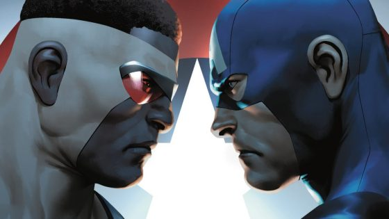 SECRET EMPIRE TIE-IN! * TWO HEROES, ONE MANTLE, ZERO QUARTER!