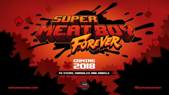 'Super Meat Boy Forever' and several other games are coming to the Nintendo Switch.