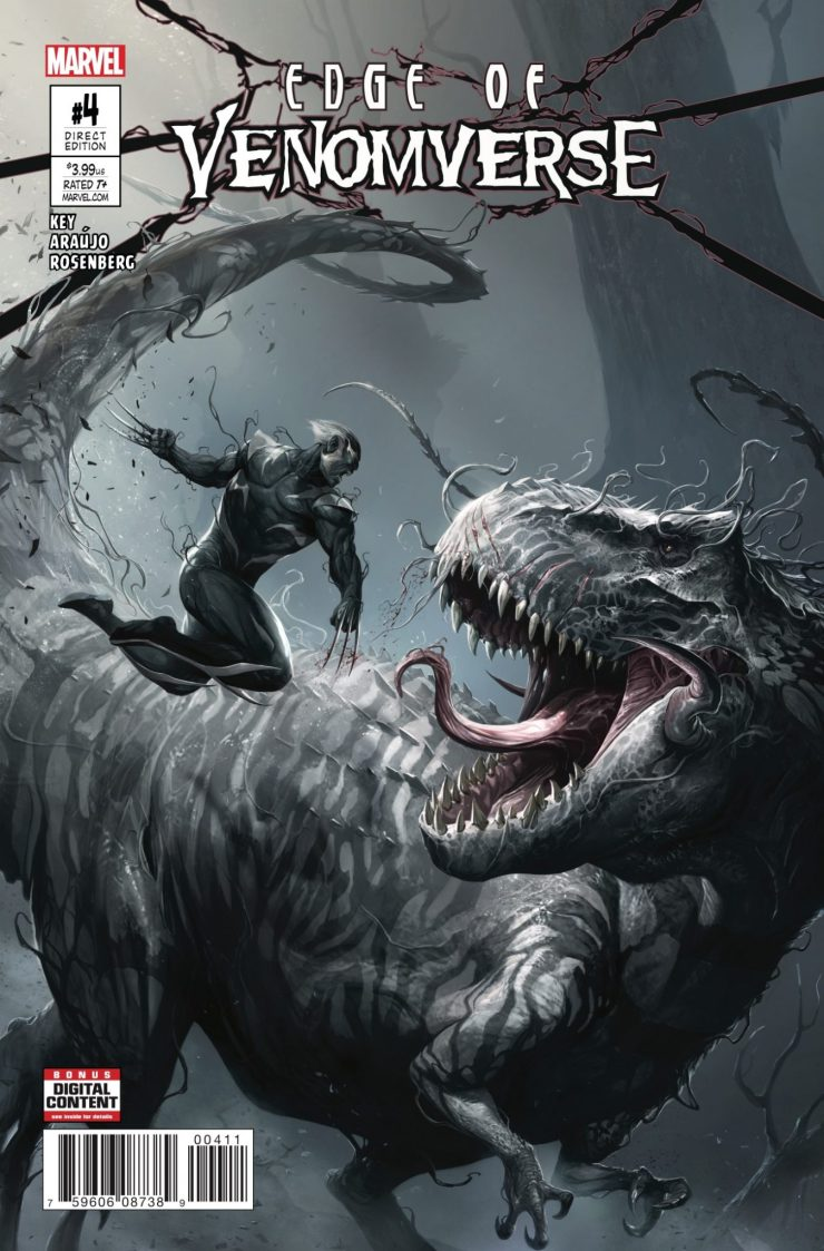 Marvel Preview: Edge of Venomverse #4