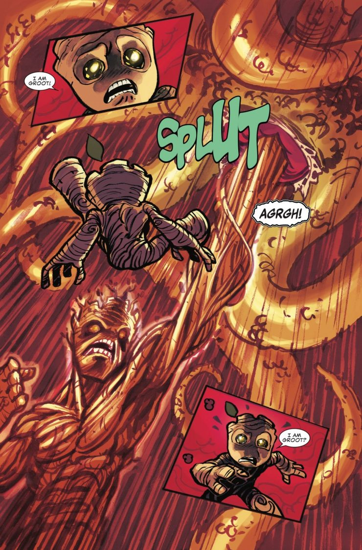 Marvel Preview: I Am Groot #4