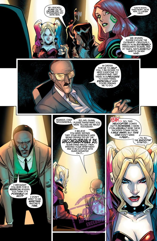 [EXCLUSIVE] DC Preview: Harley Quinn #26