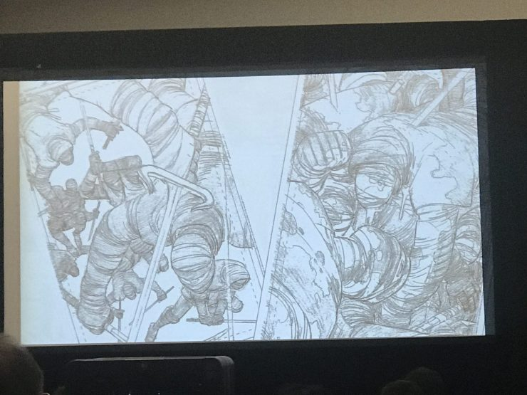 Boston Comic Con 2017: Full details from DC Metal panel with Joshua Williamson, John Romita Jr. and Scott Snyder (by phone)