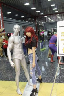 First she's with Spidey, then Iron Man, now MJ is making time with the Silver Surfer?