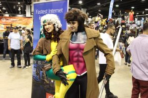 """They were unimpressed by my """"Gambit & Rogue 4 Eva"""" tattoo"""