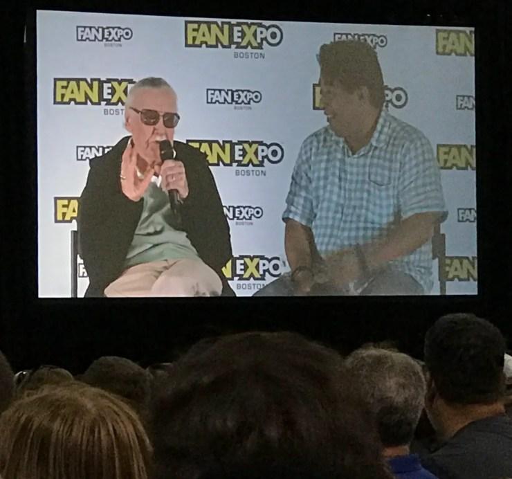 Boston Comic Con 2017: The Stan Lee Q&A's best moments