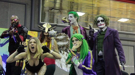 See the best of the best from Wizard World Chicago!