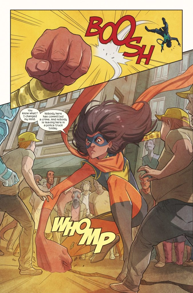 Marvel Preview: Ms. Marvel #21