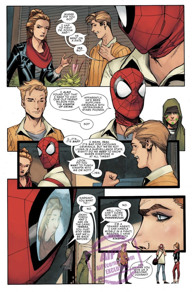 [EXCLUSIVE] Marvel Preview: Peter Parker: The Spectacular Spider-Man #3
