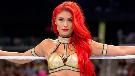 Eva Marie and WWE officially part ways
