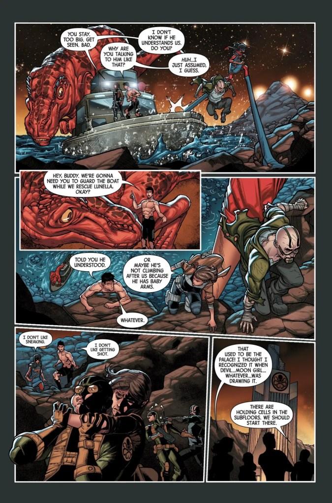 Marvel Preview: Secret Warriors #5