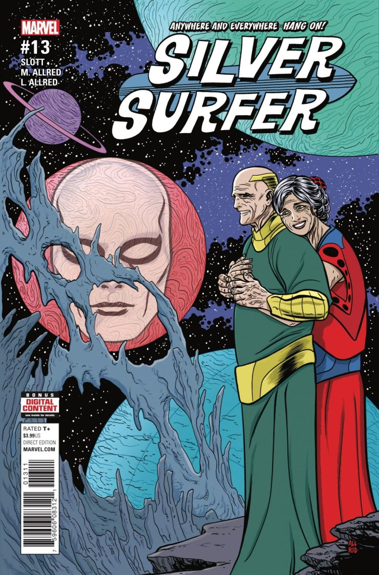 Marvel Preview: Silver Surfer #13