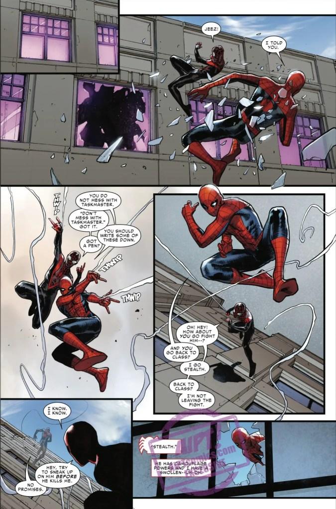 [EXCLUSIVE] Marvel Preview: Spider-Men II #2