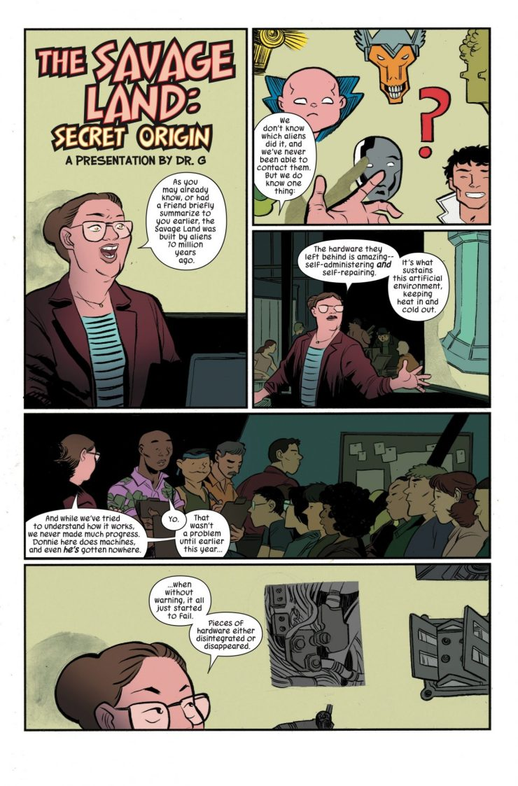 Marvel Preview: The Unbeatable Squirrel Girl #23