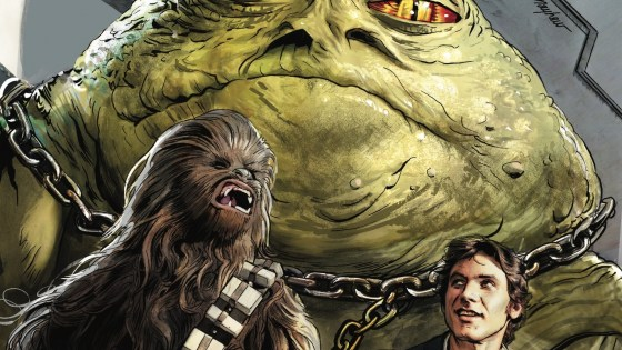 Han and Chewie take on a new mission that involves a Hutt.