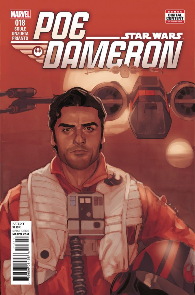 Marvel Preview: Star Wars: Poe Dameron #18