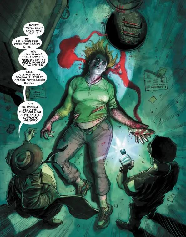Green Arrow #29 Review