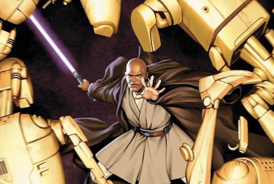 Star Wars: Jedi of The Republic: Mace Windu #1 Review
