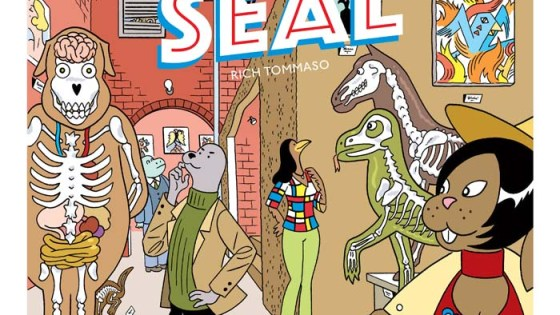 Spy Seal #1 Review