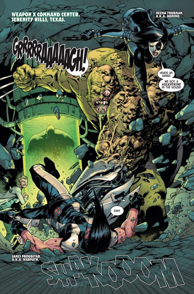 Totally Awesome Hulk #22 Review