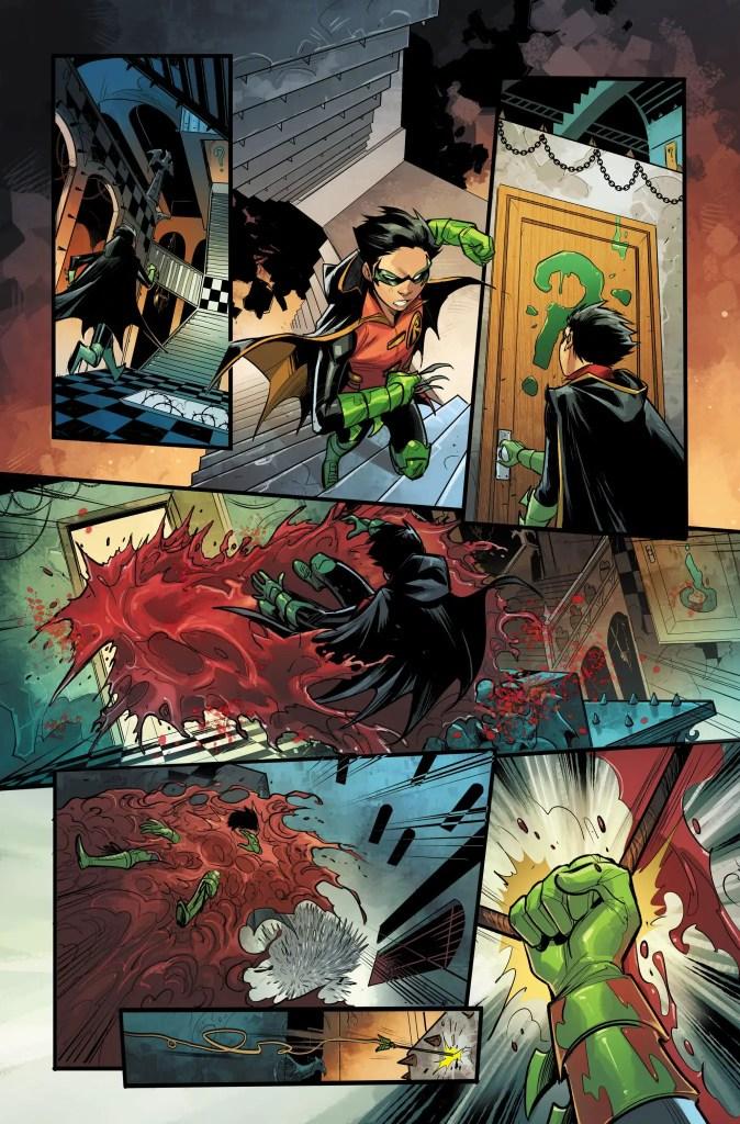 DC Preview: Teen Titans #12