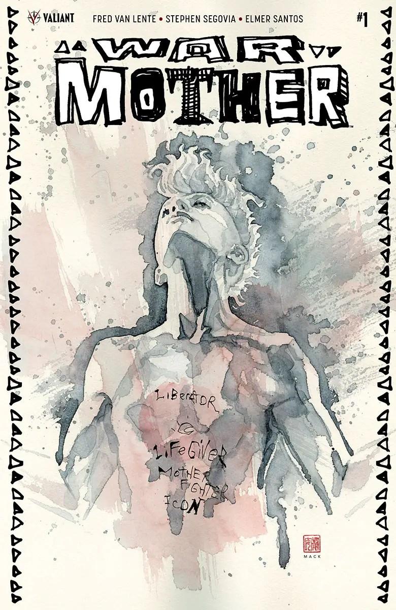 War Mother #1 Review