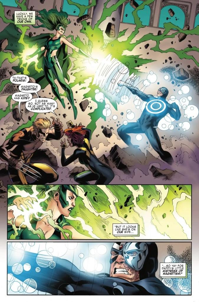 Marvel Preview: X-Men Blue #9