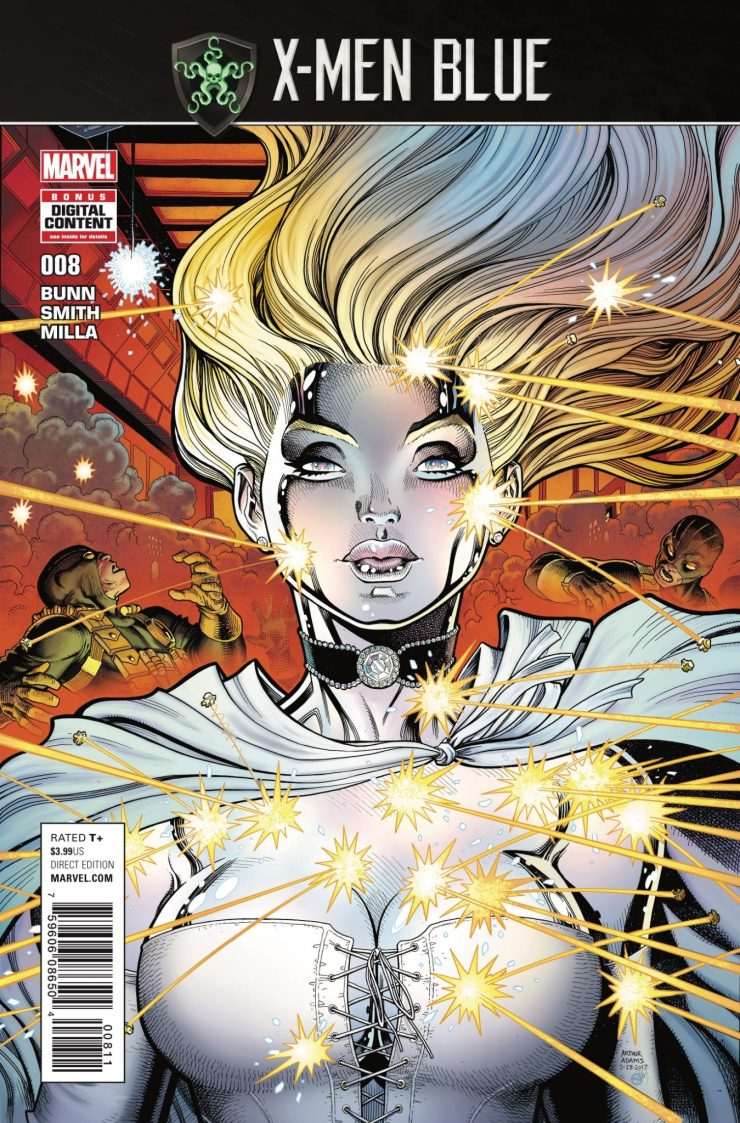 Marvel Preview: X-Men: Blue #8