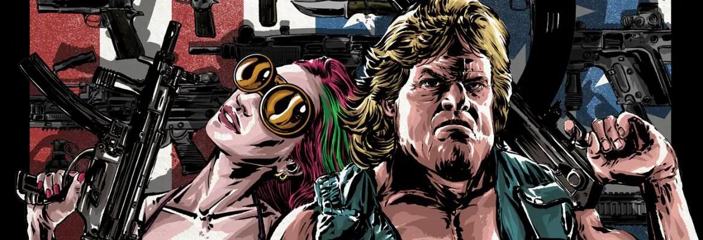 Amerikarate #5 Review