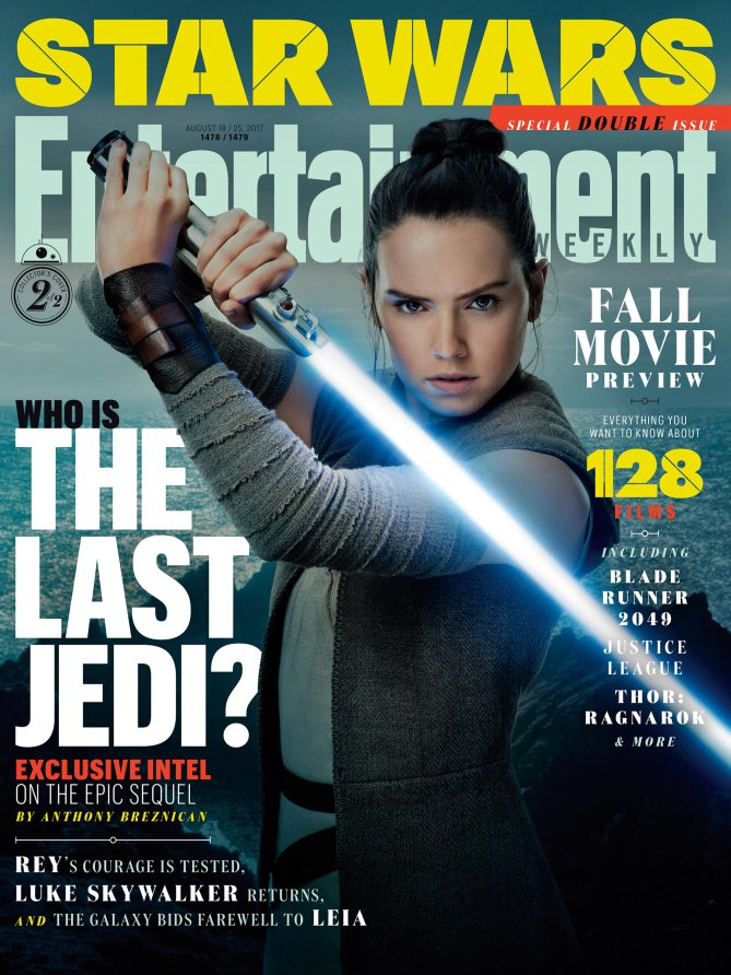 Entertainment Weekly's latest 'Star Wars: The Last Jedi' photos show off new alien races