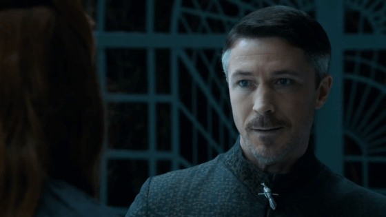After all of Littlefinger's machinations (pretty much the cause of every major conflict in 'Game of Thrones' so far), is the trickster finally backed up against the wall in Season 7?  Or does he have yet another scheme in place?
