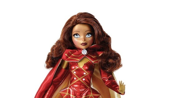 Madame Alexander Doll Company is releasing a series of Marvel-inspired figures, which are available for pre-order at Toys 'R' Us right now!