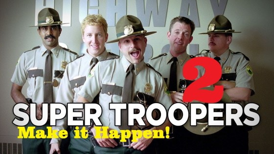 Broken Lizard releases 'Super Troopers 2' trailer