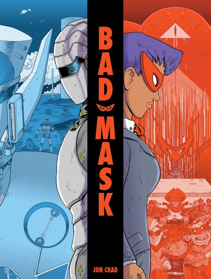 BOOM! Studios Launches First Multimedia Graphic Novel Experience with  'Bad Mask'