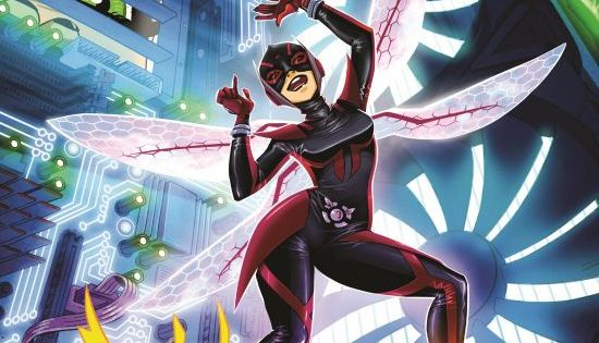 Now that it's over: Catching up with the scientists profiled in 'Unstoppable Wasp'