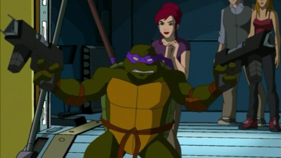 Teenage Mutant Ninja Turtles (2003) season 3, part 1 review