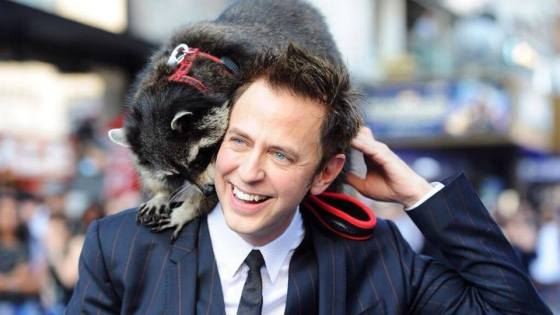 ATTN: Creative types - writer-director James Gunn has advice for you: Finish what you start.