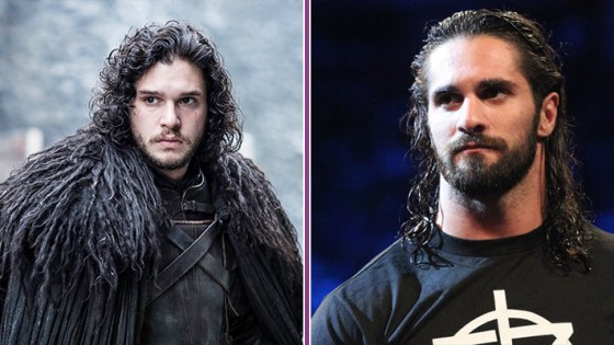WWE suggested their version of 'Game of Thrones' in a recent survey. Let's fantasy book it.