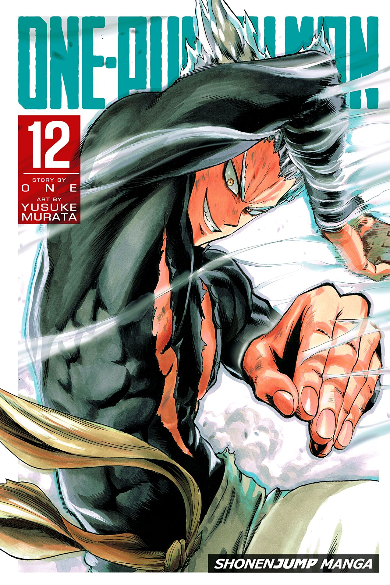 One-Punch Man Vol. 12 Review