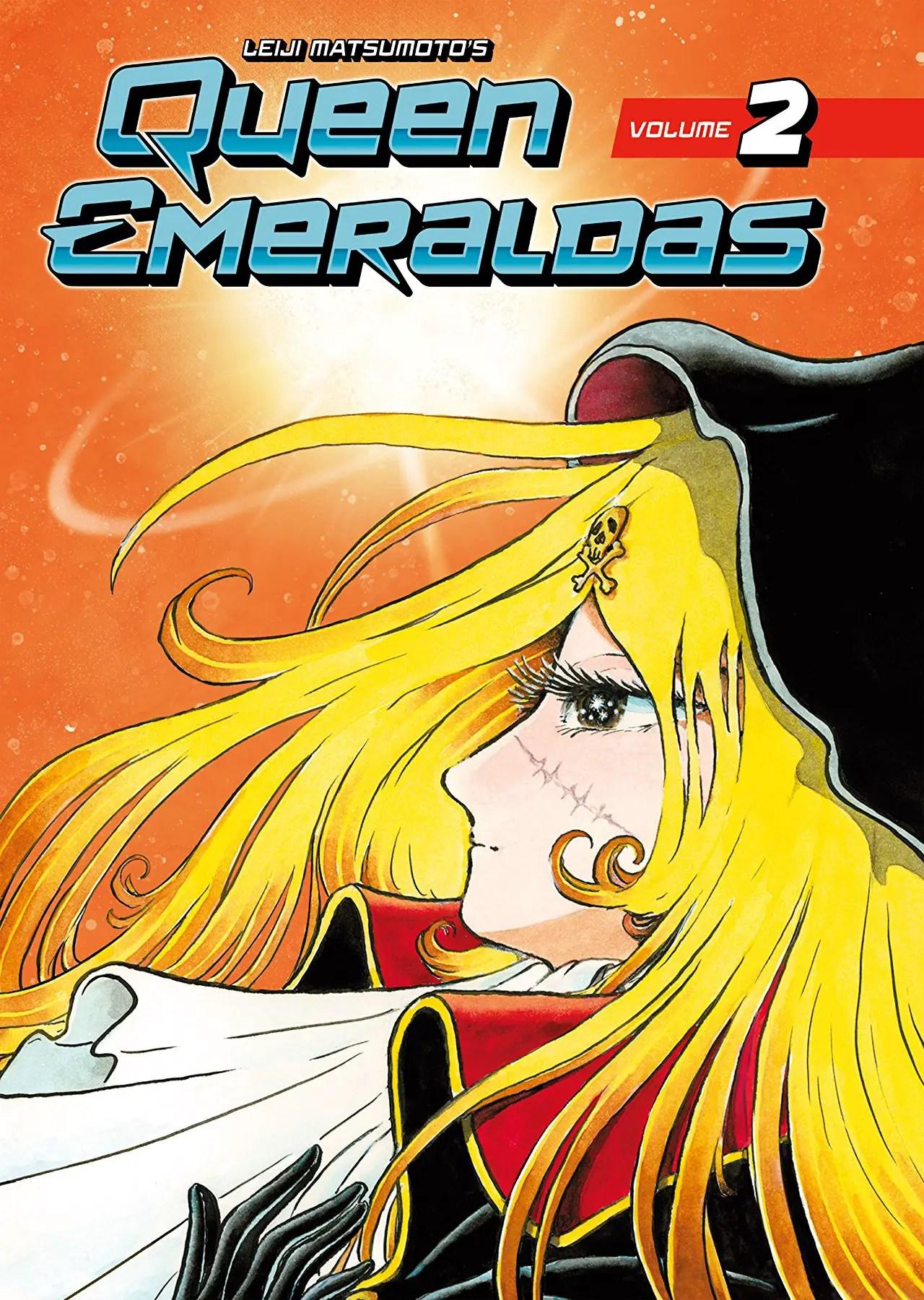Queen Emeraldas Vol. 2 Review