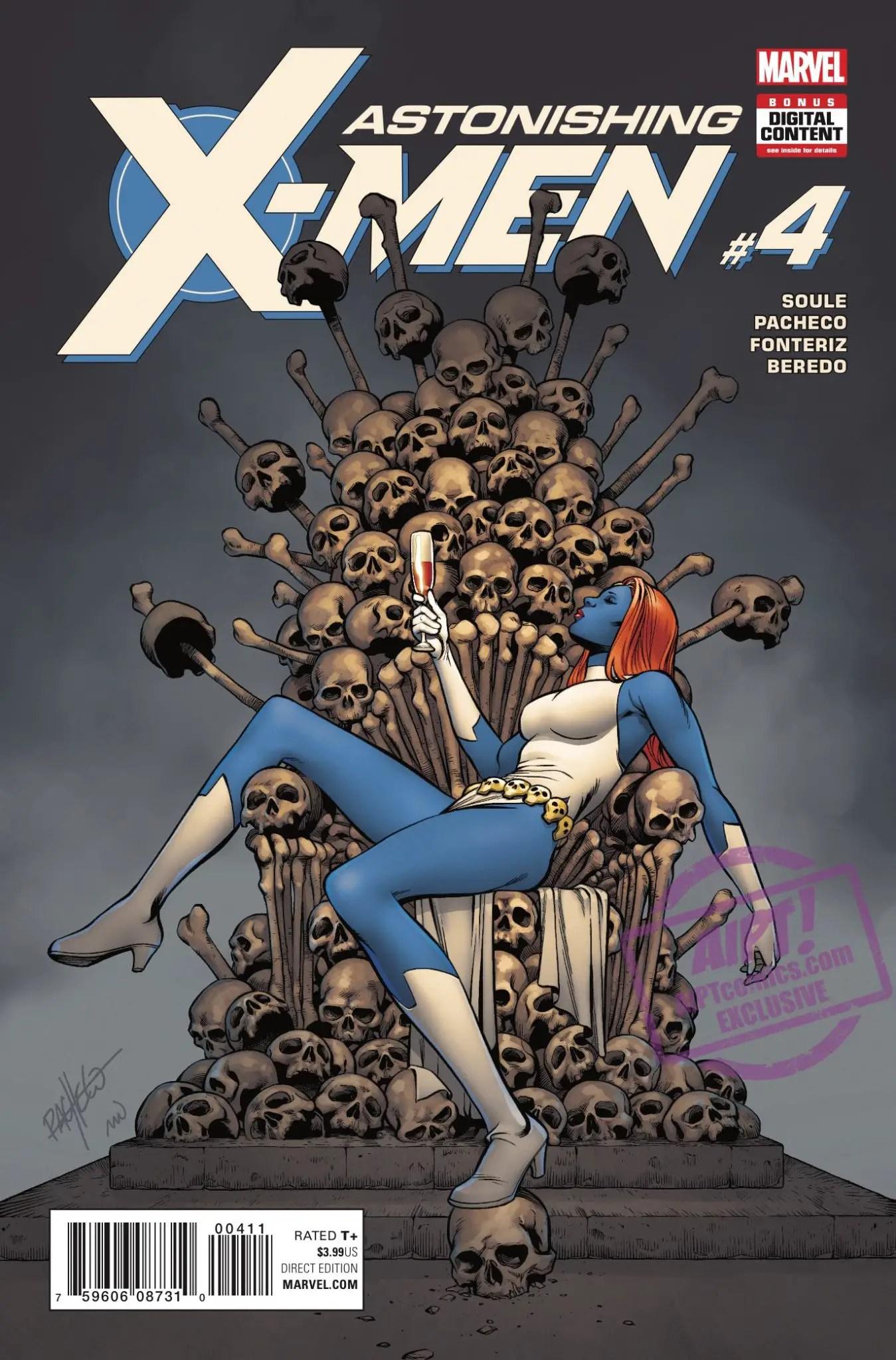 Astonishing X-Men #4 Review