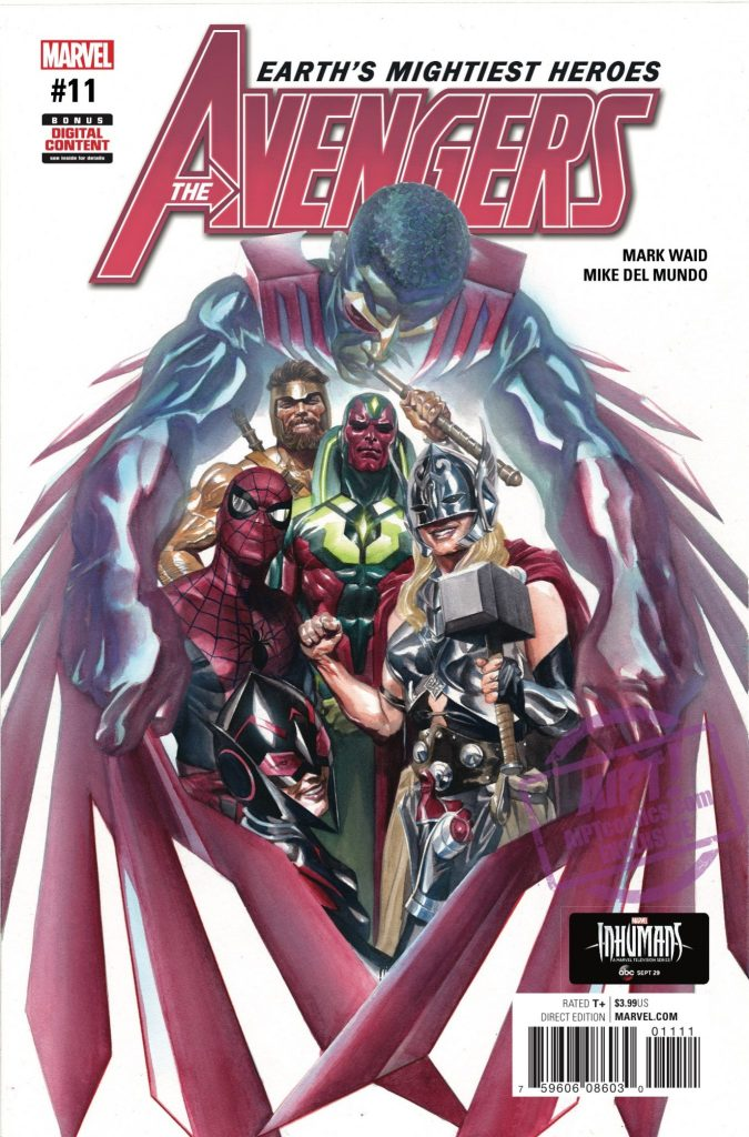 [EXCLUSIVE] Marvel Preview: Avengers #11