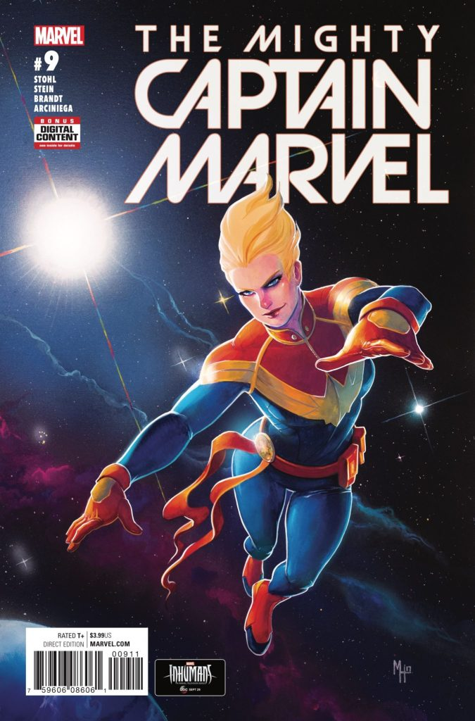 Marvel Preview: Mighty Captain Marvel #9