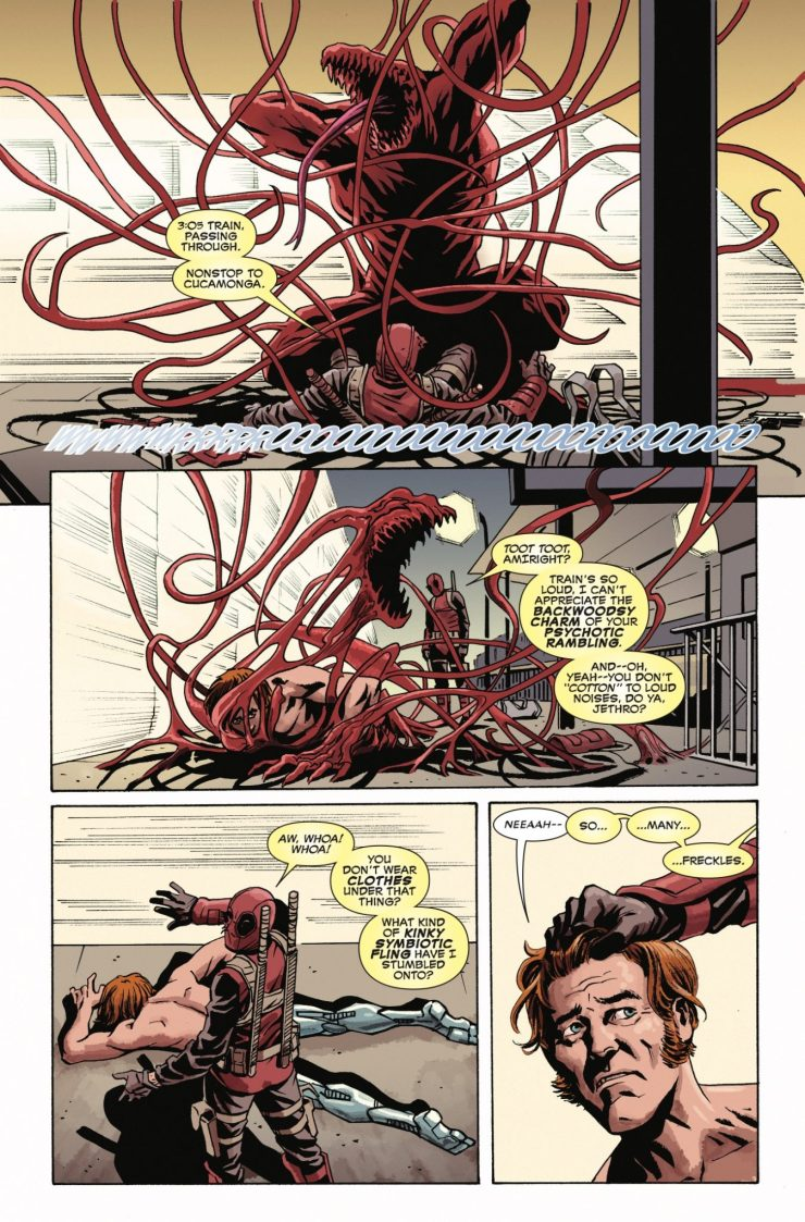 Marvel Preview: Deadpool Kills The Marvel Universe Again #5