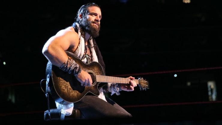 """For a B-PPV in the doldrum between SummerSlam and Survivor Series, WWE's Raw brand sure went all-out building the No Mercy match card. The event was headlined by dual main events that had been dubbed """"WrestleMania worthy,"""" with shaved gorilla (and Universal Champion) Brock Lesnar taking on (somewhat) shaved bear Braun Strowman and Roman Reigns Vs. John Cena serving as the big draws. With a solid, if unremarkable, undercard and two killer matches to cap of the event, things were all set to a great match, right? Well..."""