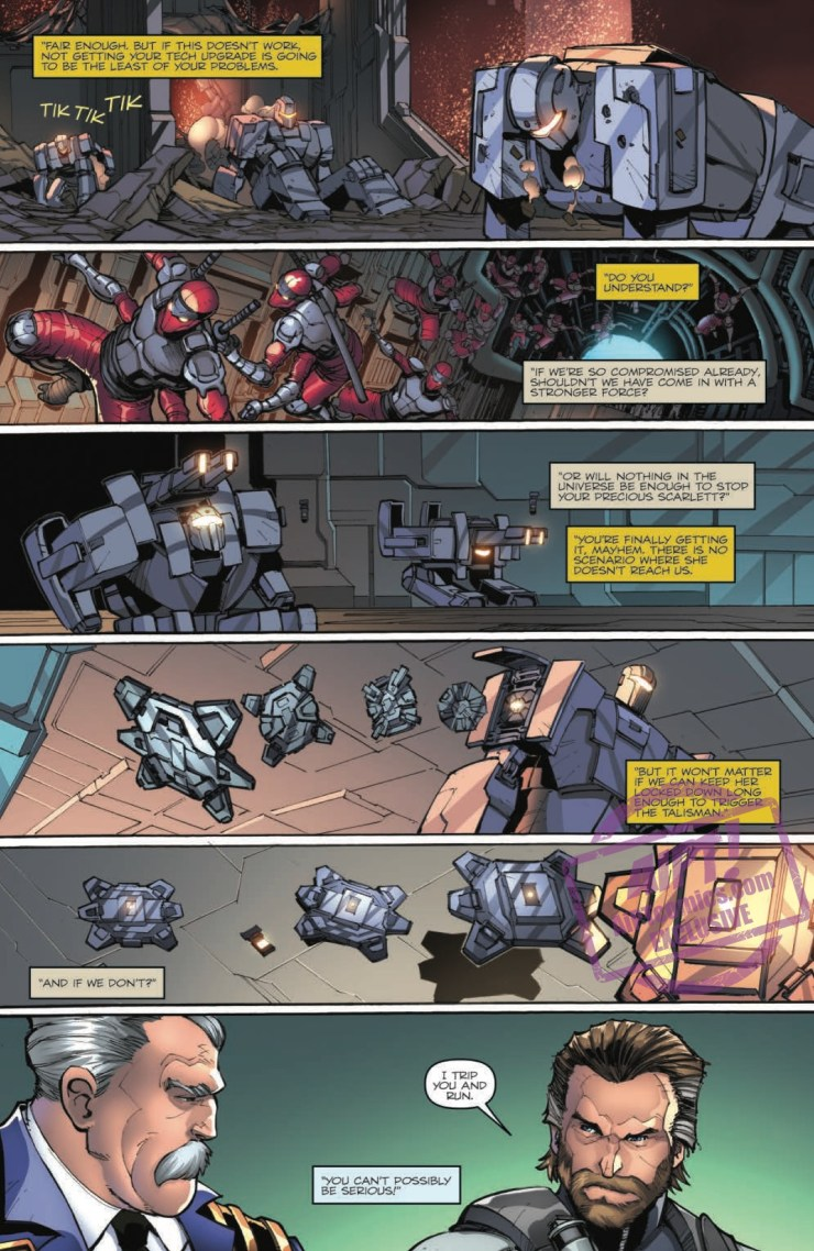 [EXCLUSIVE] IDW Preview: First Strike #4